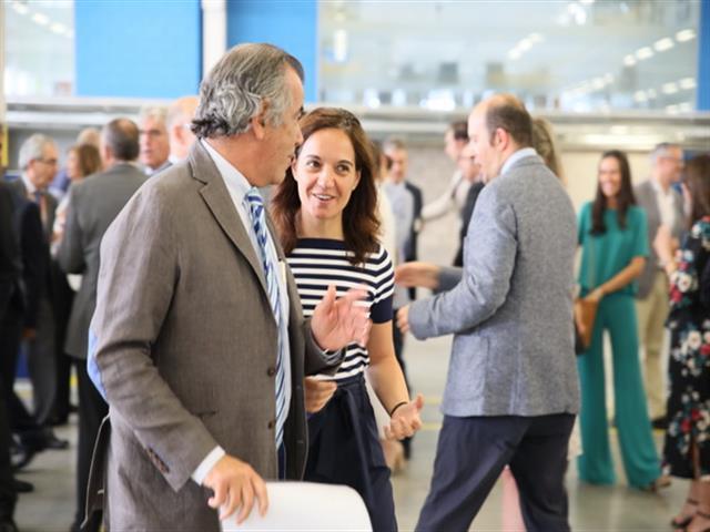 GISA comienza a trabajar en un plan de turismo industrial en Getafe
