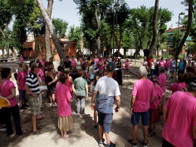 Los mayores podrán participar con sus nietos en el campamento de verano que organiza el Ayuntamiento de Getafe por tercera vez