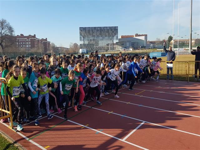 Más de 6.000 atletas de 37 centros educativos participarán en los Campeonatos Escolares de Campo a Través 2019
