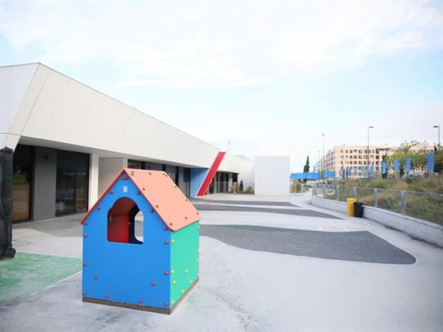 El colegio Miguel de Cervantes acogerá la etapa de 0 a 12 años en el futuro