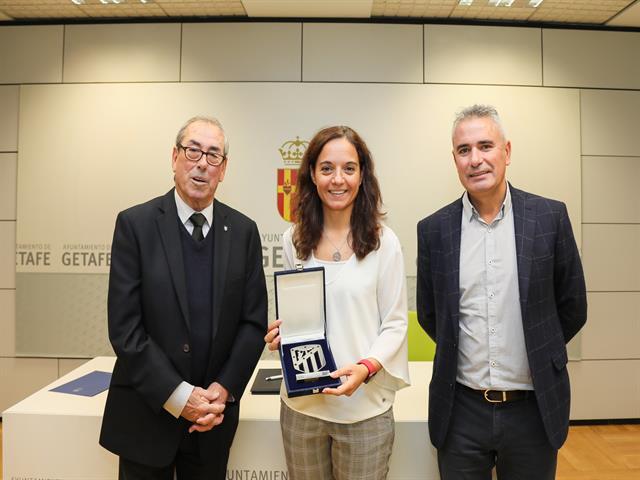 El Ayuntamiento y la Fundación Club Atlético de Madrid colaborarán para desarrollar proyectos de formación de fútbol