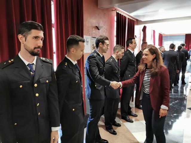 Getafe celebra el patrón del Cuerpo Nacional de Policía