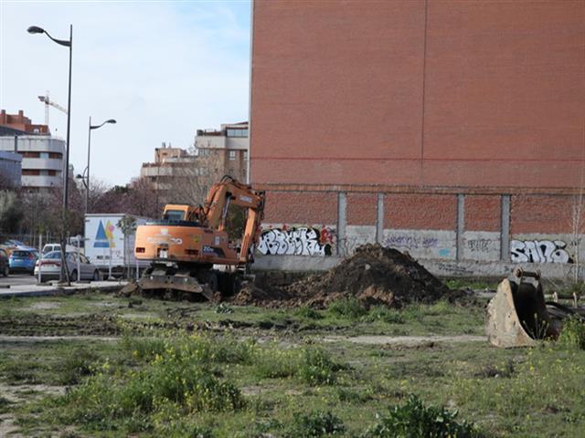 Comienzan las obras de las 147 viviendas públicas de El Rosó