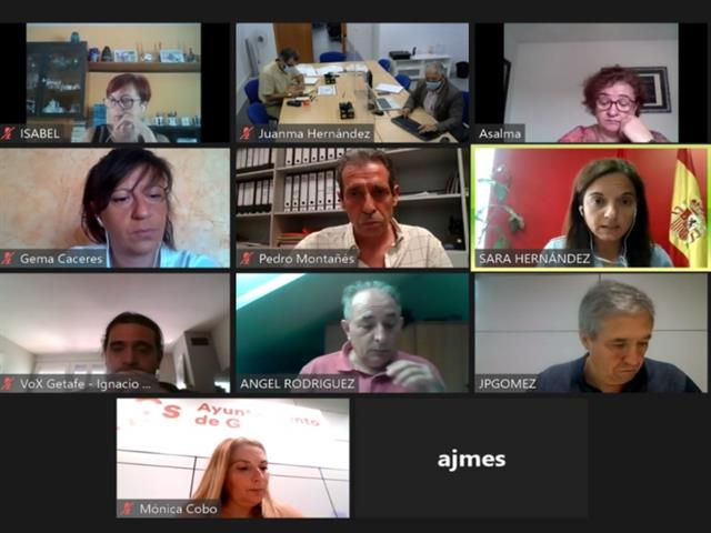 Getafe adapta su Estrategia por el Empleo a las nuevas circunstancias por la COVID-19