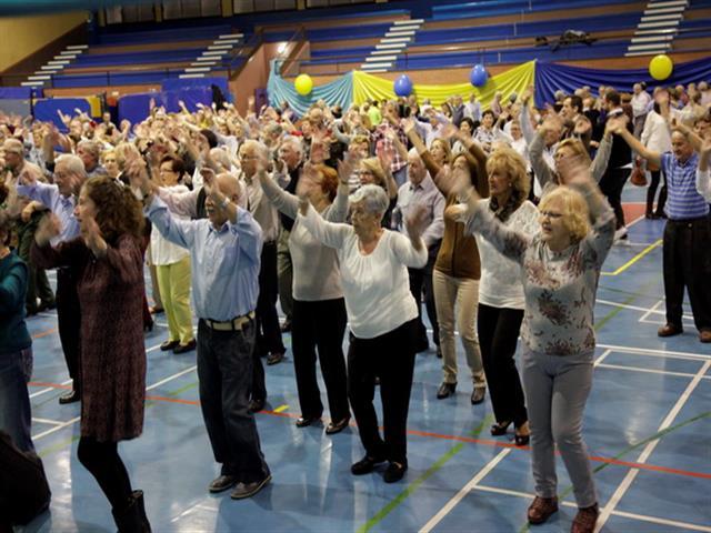 El Pabellón Cerro Buenavista acogerá la IV edición del Gran Baile de Getafe