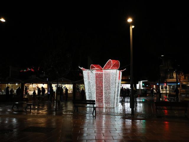 Abierto el plazo para los puestos de venta de comida en Navidad