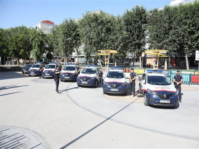 Getafe prepara la mayor convocatoria de su historia para plazas en la Policía Local