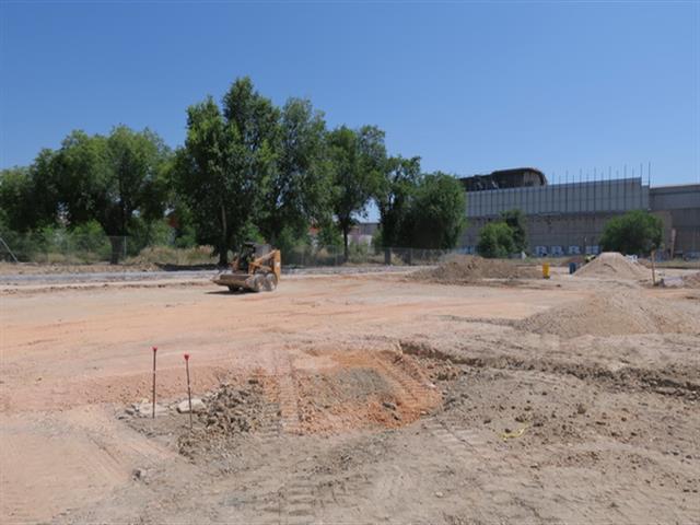 El Ayuntamiento de Getafe ampliará en 208 las plazas de aparcamiento gratuito en Juan de la Cierva