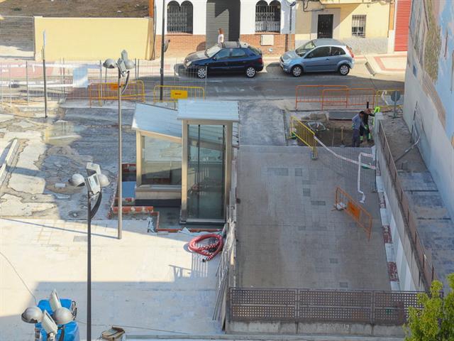 Remodelación integral de la plaza del Matadero