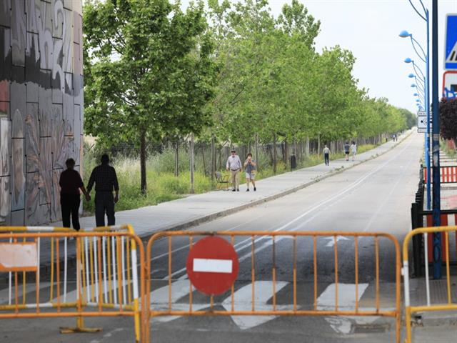 Getafe peatonalizará varias calles para favorecer la movilidad