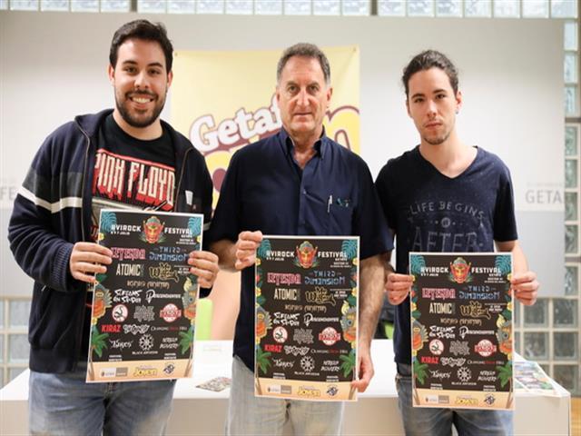 16 Bandas juveniles actuarán en el festival Avirock 2018 Getafe