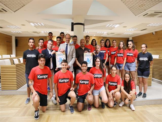 Getafe acogerá el primer Campeonato de España de Selecciones Autonómicas Juveniles de Balonmano Playa