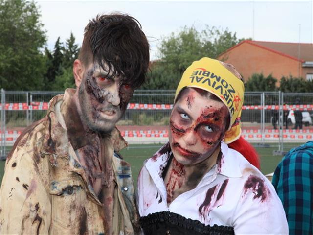 El Apocalipsis Zombie vuelve a Getafe la noche del sábado