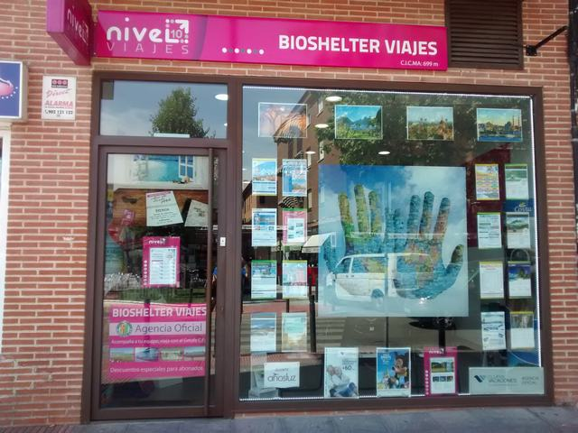 BIOSHELTER VIAJES
