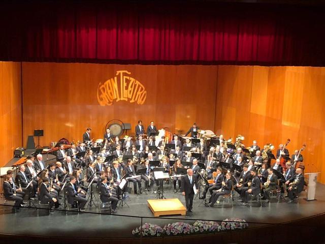 Concierto de Año Nuevo de la Banda de Música de Getafe