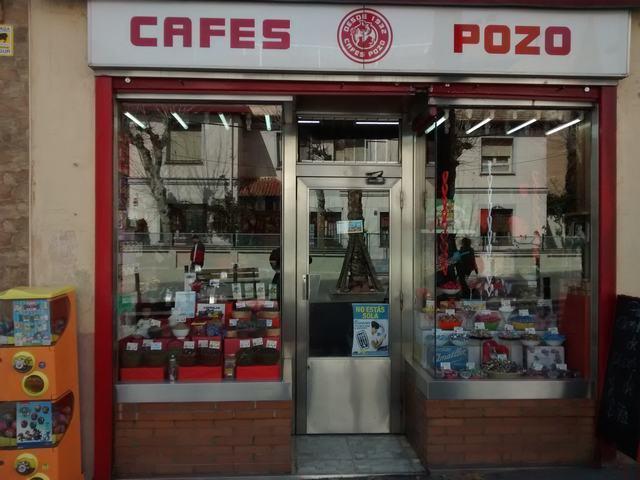 CAFES POZO GETAFE