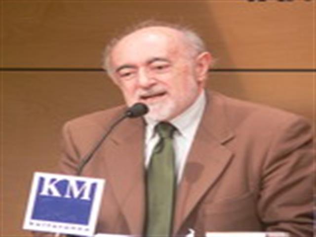 Carlos García Gual recibirá el premio José Luis Sampedro 2019