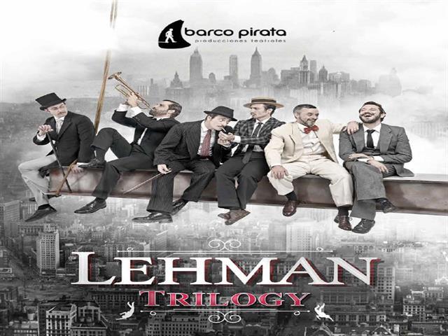 La obra 'Lehman Trilogy' llega al Lorca para representar el ascenso y la caída de una familia a través de tres generaciones