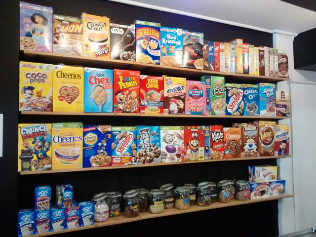 CEREAL TRIP