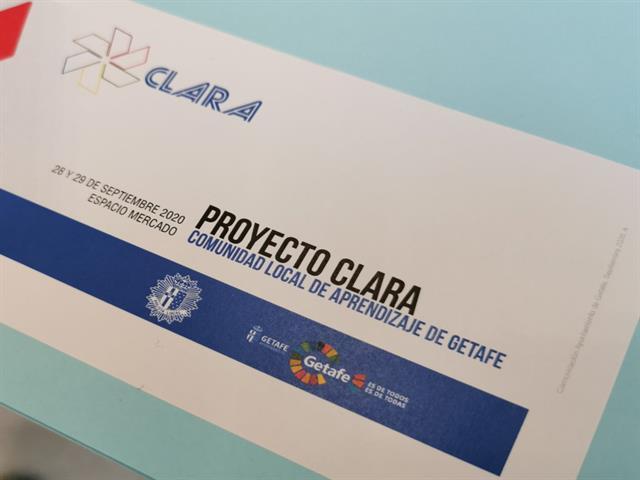 Se constituye la Comunidad Local de Aprendizaje de Getafe del Proyecto Clara