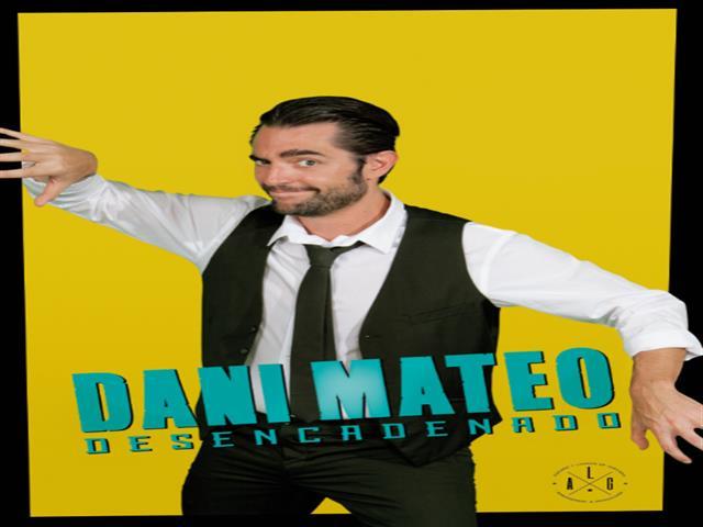 Dani Mateo llega a Getafe con su monólogo 'Desencadenado'