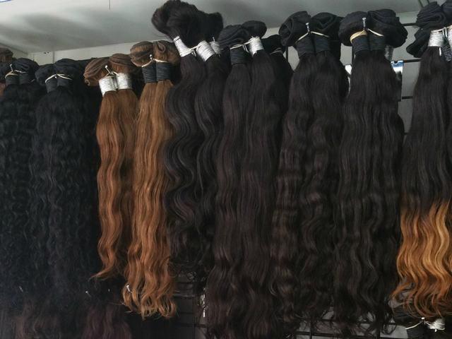 extensiones de pelo natural clip baratas