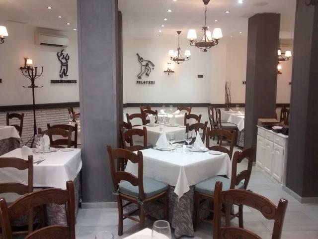 Errazki restaurante vasco asador sidrer a en getafe for Curso cocina getafe