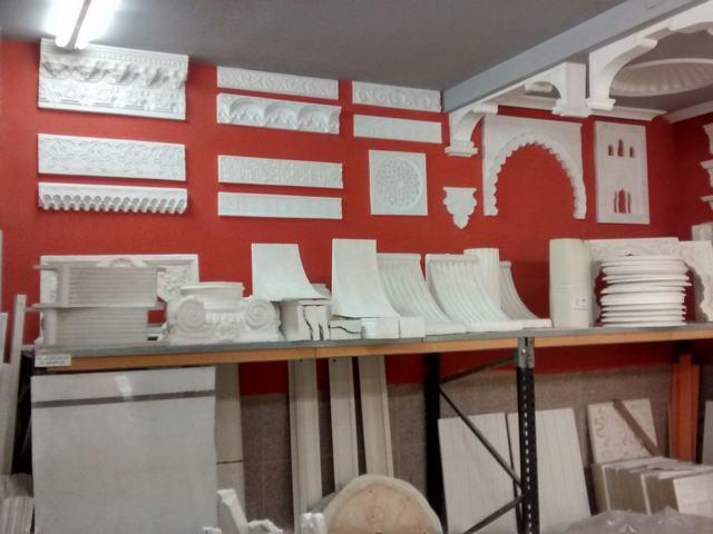 Escayolas madrid instalaci n pladur molduras cornisas - Cornisas de escayola ...