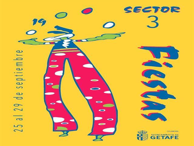 El barrio del Sector III celebra sus fiestas del 25 al 29 de septiembre