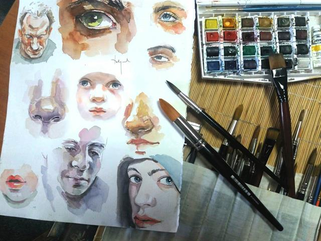 El Ayuntamiento de Getafe ofrece cursos de verano de pintura para adultos