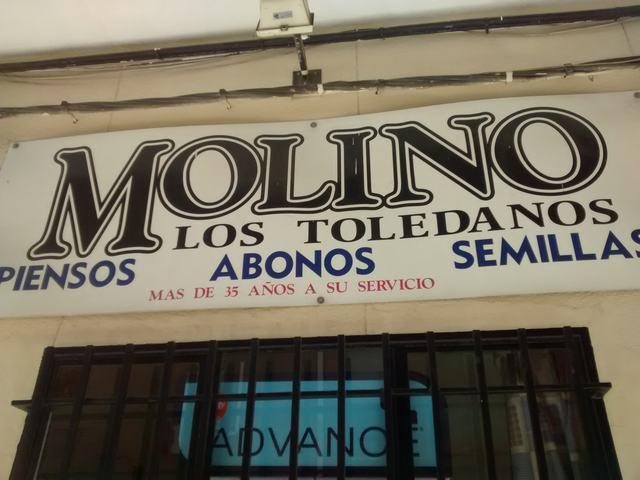 """Molino """"Los Toledanos"""""""