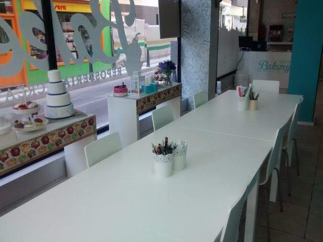 Irene bakery reposter a creativa tartas personalizadas for Curso cocina getafe