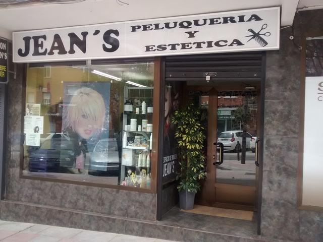 JEAN'S. Peluquería, estética, depilación