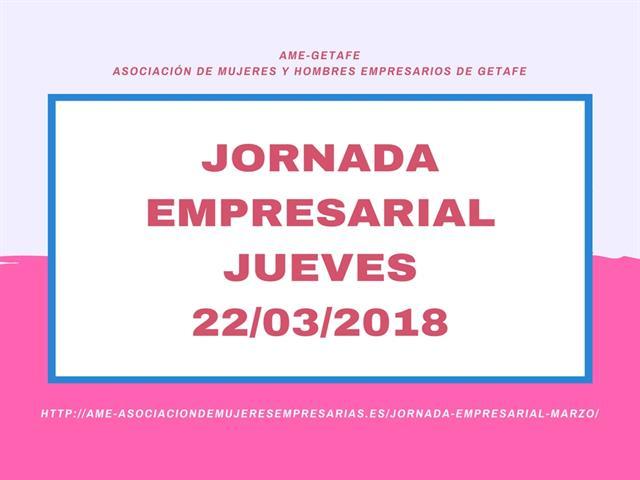 Jornada Empresarial impartida por la Asociación de Mujeres Empresarias