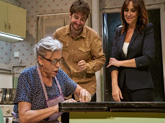 La obra de teatro 'Juntos' llega al Teatro Federico García Lorca