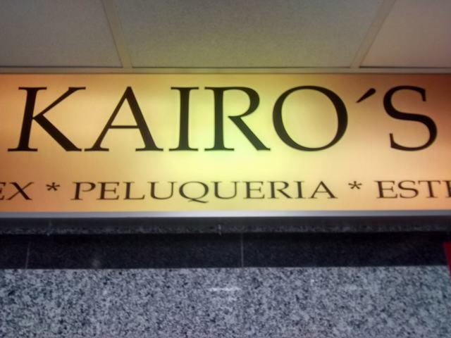 KAIROS PELUQUEROS
