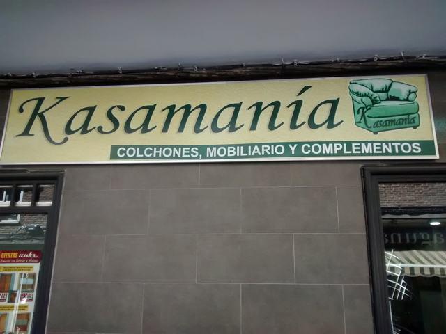 KASAMANIA, COLCHONES, MOBILIARIO Y COMPLEMENTOS