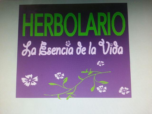 HERBOLARIO LA ESENCIA DE LA VIDA