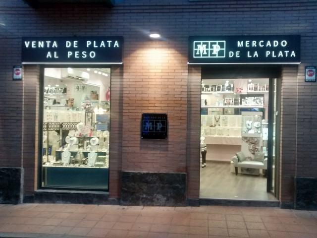 MERCADO DE LA PLATA, JOYERÍA, PLATERÍA, REGALOS EMPRESA, BODAS, BAUTIZOS