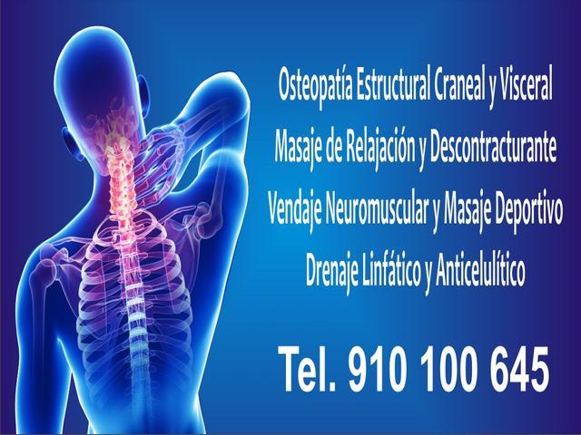 OSTEOPATIA Y BIENESTAR