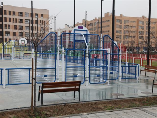 Getafe abrirá nuevos espacios deportivos para el verano