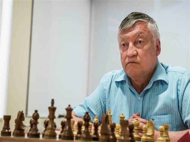 La Delegación de Deportes trae a Kárpov a Getafe