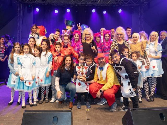 La Peña El Lavadero de Getafe ha ganado el premio a la Murga Pregonera 2020