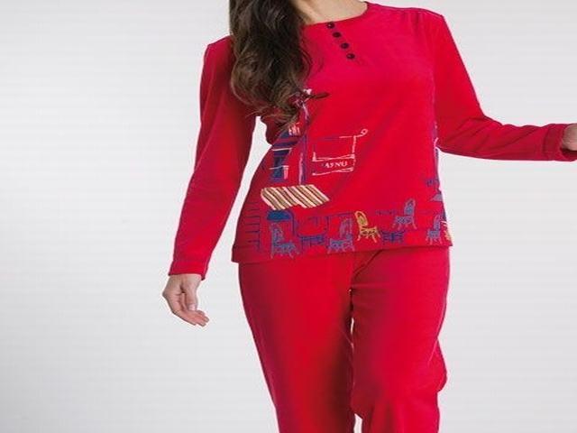 Pijama Algodón Juvenil para Mujer, por sólo 7,95€