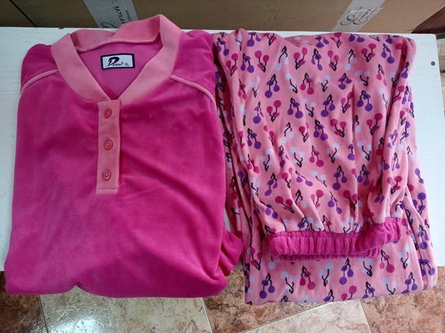 Pijama teciopelo alta calidad para Mujer, por sólo 12,95€
