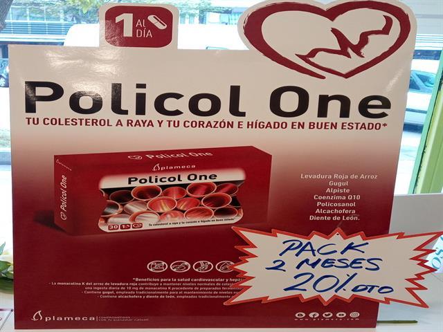 Stop colesterol, pack 2 meses 20% de descuento