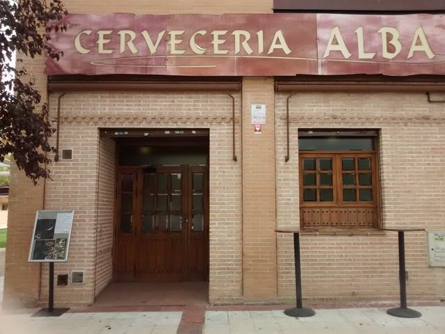 RESTAURANTE ALBA, cervecería en Getafe, raciones, comuniones, bautizos