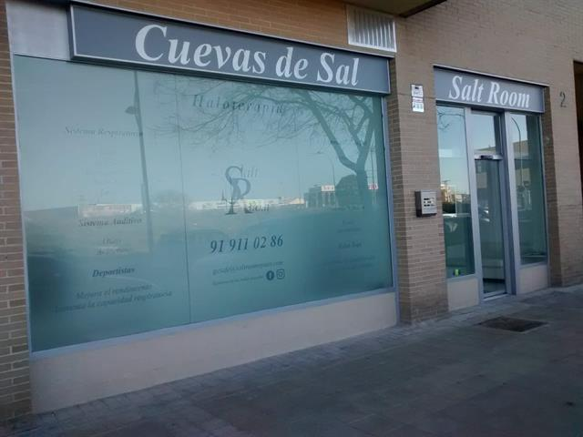 SALT ROOM GETAFE