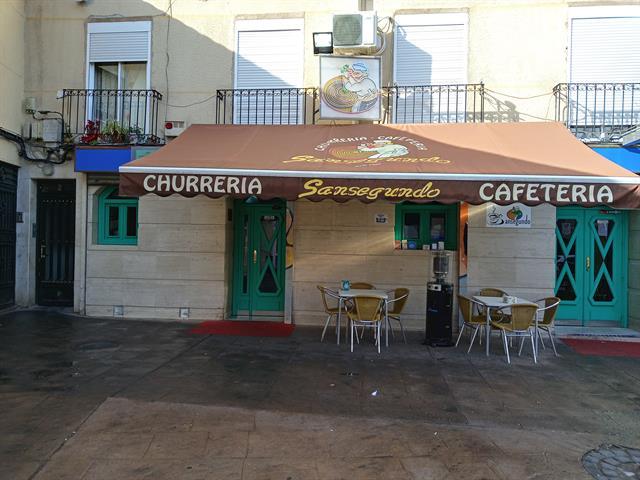 SANSEGUNDO CHURRERIA