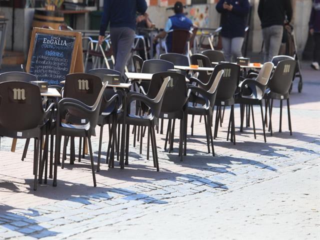 Getafe permitirá la ampliación de terrazas de establecimientos de hostelería en la fase 1 de la desescalada